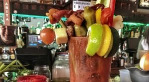 6 Places In New Orleans To Find Outrageous, Over-The-Top Bloody Marys