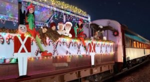 Watch The Arizona Countryside Whirl By On This Unforgettable Christmas Train