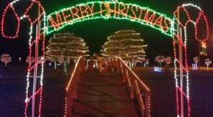 Everyone Should Take This Spectacular Holiday Trail Of Lights In West Virginia This Season