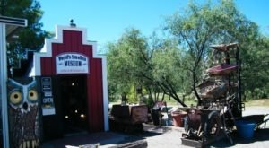 The World's Smallest Museum Is Hiding Right Here In Arizona