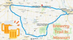 Take The Missouri Brewery Trail For A Weekend You'll Never Forget