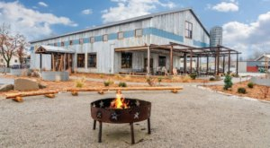 This Rustic Neighborhood Brewhouse Just Opened In Idaho And You Need To Visit It