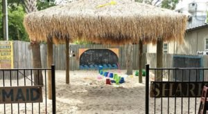 The Beach-Themed Restaurant In Louisiana Where It Feels Like Summer All Year Long