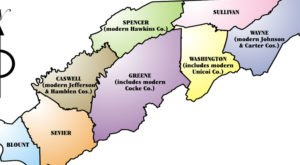 Few People Know A Part Of Western North Carolina Almost Became Another State