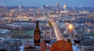 One Of The Most Scenic Restaurants In The Country Is Right Here In Cincinnati And You'll Want To Visit