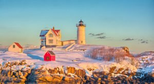 The 15 True Phases Of Surviving A Maine Winter