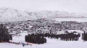 The Winter Village In Wyoming That Will Enchant You Beyond Words
