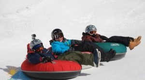 Maine Is Home To The Country's Most Underrated Snow Tubing Park And You'll Want To Visit