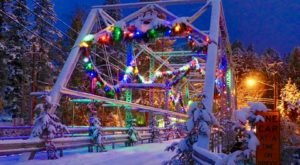 The One Montana Town That Transforms Into A Christmas Wonderland Each Year