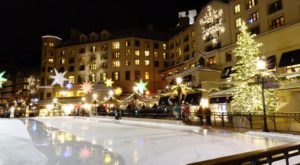 Winter Doesn't Begin Until You Go Skating At This Picturesque Colorado Ice Rink