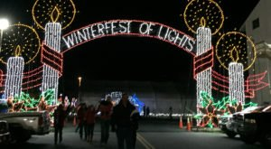 The Winter Village In Maryland That Will Enchant You Beyond Words