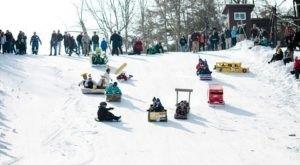 9 Michigan Winterfests The Whole Family Will Love This Season
