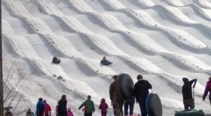 Ohio Is Home To The Country's Most Underrated Snow Tubing Park And You'll Want To Visit