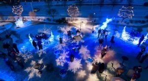 The Largest Ice Bar In New York Will Make You Stop And Look Twice