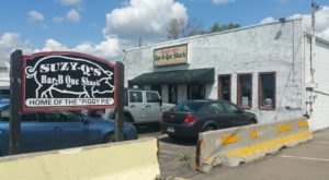Don't Let The Outside Fool You, This Barbeque Restaurant In Buffalo Is A True Hidden Gem