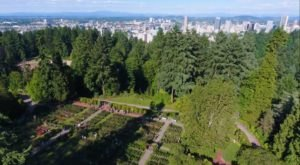 The 412-Acre Oregon Park That Takes Weeks To Explore