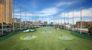 There's Truly Nothing Else In The World Like This Rooftop Golf Range In Nevada
