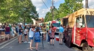 Georgia's Food Truck Alley Will Become Your New Favorite Destination