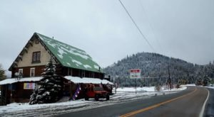 This Old Fashioned Restaurant In The Idaho Mountains Will Take You Back To Simpler Times