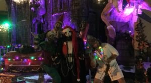 Enjoy A Spooky Holiday At Krampus: A Haunted Christmas In Nashville