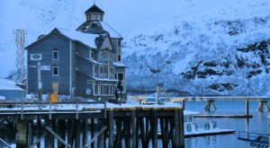 The Strange Town In Alaska Where Everyone Lives Under The Same Roof