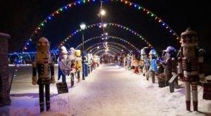 The Magical Christmas Nutcracker Village In Ohio Where Everyone Is A Kid Again