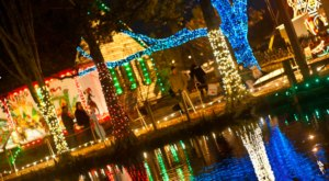 The Winter Village In Louisiana That Will Enchant You Beyond Words
