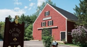 This Must-Try Farmhouse Restaurant Is Hiding In Maine's Most Charming Town