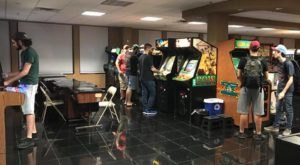 Billy's Midway Arcade In New Jersey Offers Over 100 Vintage Games From The '50s To The '90s