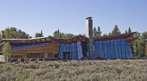 The Most Unique Visitors Center In Wyoming Is Certainly Worth A Special Trip