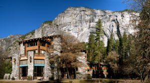 This Grand Hotel In Northern California Inspired One Of America's Most Famous Horror Stories