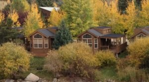 This Log Cabin Campground In Colorado May Just Be Your New Favorite Destination