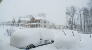 It's Impossible To Forget The Year Virginia Saw Its Single Largest Snowfall Ever