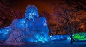 Astonishing Ice Castles Are Returning to Wisconsin This Winter And You Need To See Them
