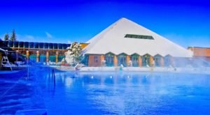 Watching Snow Fall From This One Hot Spring Resort In Montana Is Basically Heaven