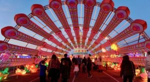This Virginia Festival With One Million Lights Is Unlike Anything You've Ever Experienced