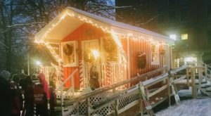 The Winter Village In Maine That Will Enchant You Beyond Words
