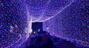Experience Kentucky's Marvelous Christmas Cave This Year Without Waiting In A Long Line