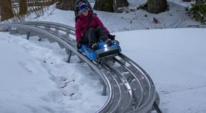 The Winter Coaster In Idaho That Will Take You Through A Snowy Mountain Wonderland