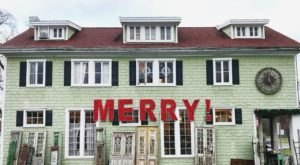It's Impossible Not To Love The Virginia General Store That Takes Christmas To A Whole New Level