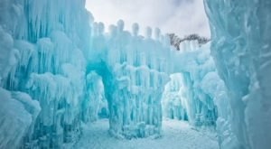 These Jaw-Dropping Ice Castles Are Returning To Utah This Winter And You Need To See Them
