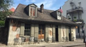 The Haunted Bar That's Been Around Since Before Louisiana Was Even A State