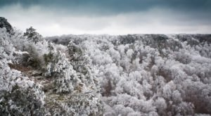 The Single Largest Snowfall in Arkansas Happened in 2011
