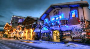 The Most Enchanting Christmastime Main Street In The Country Is Leavenworth In Washington