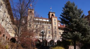 These 5 Haunted Hotels In Colorado Will Make Your Stay A Nightmare