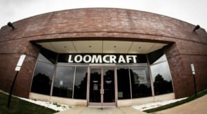 The Massive Fabric Warehouse In Illinois, Loomcraft Fabric Outlet, Is A Crafter's Dream Come True