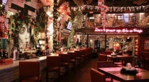 These 4 Christmas-Themed Restaurants And Bars Around Nashville Will Put You In The Holiday Mood