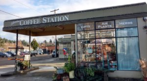 The Best Coffee In Oregon Actually Comes From A Small Town Gas Station
