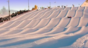The Country's Most Underrated Snow Tubing Park In Minnesota Is Elm Creek Reserve And It's A Blast To Visit
