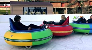 The One Of A Kind Winter Attraction In Ohio You Need To Experience For Yourself